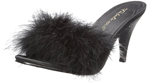 Womens Slippers Amour 03 Fabulicious Black 7qwtxP