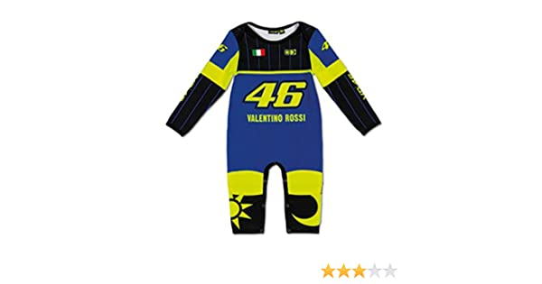 Sudadera Ni/ño Valentino Rossi R/éplica Yamaha