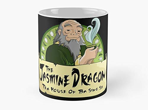 the jasmine dragon tea house Mug, Standard Mug Mug Coffee Mug - 11 oz Premium Quality printed coffee mug - Unique Gifting ideas for Friend/coworker/loved ones