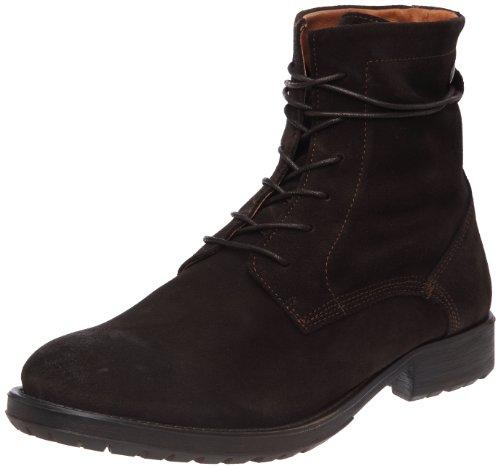Base London Roam - Botas de cuero Hombre marrón - Marron (Suede brown)