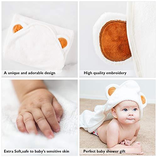 1ac920e1b17b 16pcs Cute Design Baby Bibs Super Absorbent 100 Organic