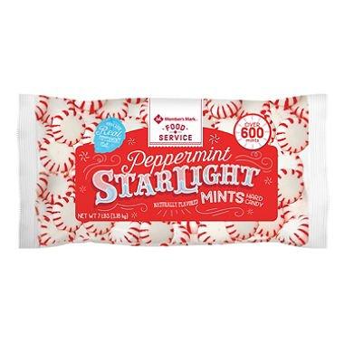 Mint Landing - Starlights Mints Hard Candy - 7 lbs