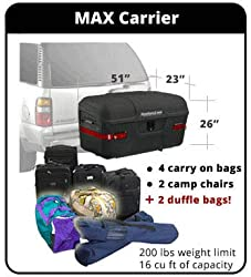 StowAway Max Hitch Cargo Box
