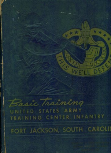Basic Training. United States Army Training Center, Infantry. Fort Jackson, South Carolina. Company D. Sixth Battalion Second Training Regiment March 2, 1962.
