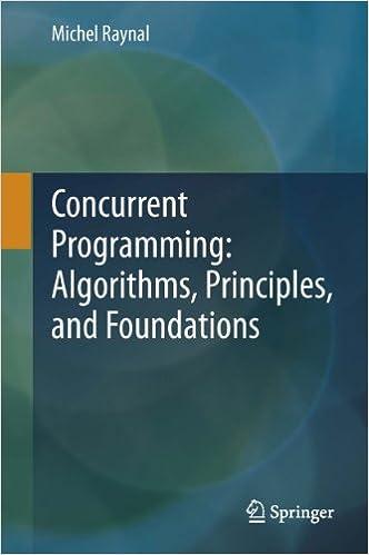 Concurrent programming algorithms principles and foundations 2013 concurrent programming algorithms principles and foundations 2013 edition kindle edition fandeluxe Gallery