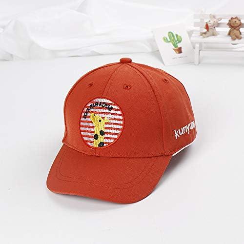 mlpnko Gorra de béisbol de Jirafa Redonda Gorra de bebé de algodón ...