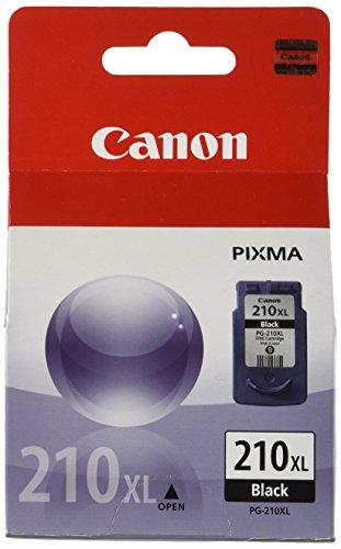 Canon Cartucho de Tinta PIXMA PG-210 XL NEGRO
