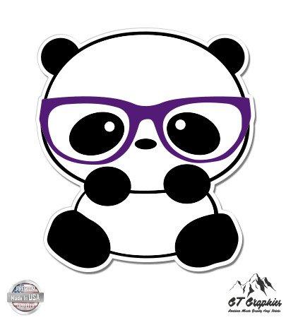 Vinyl Panda (Nerd Panda - 3