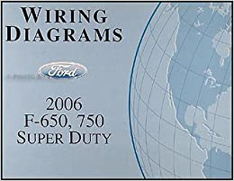 ford f650 super duty fuse diagram 2006 ford f650 f750 medium truck wiring diagram manual original  2006 ford f650 f750 medium truck wiring