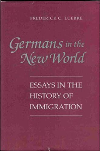 Business Law Essay Questions Amazoncom Germans In The New World Essays In The History Of Immigration  Statue Of Liberty Ellis Island  Frederick C Luebke Books Science Essay Topics also Good High School Essay Examples Amazoncom Germans In The New World Essays In The History Of  Process Essay Thesis Statement