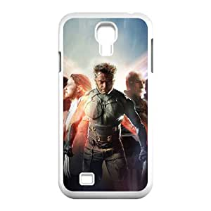 HXYHTY Customized X Men Pattern Protective Case Cover Skin for Samsung Galaxy S4 I9500