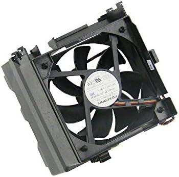 Dell OptiPlex 760,960 Tower Case Fan Assy p714f