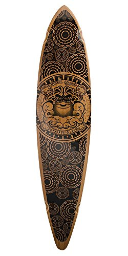 Bamboo Skateboards Longboard 44