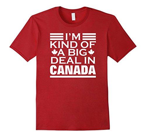 mens-premium-im-kind-of-a-big-deal-in-canada-funny-hockey-tshirt-xl-cranberry