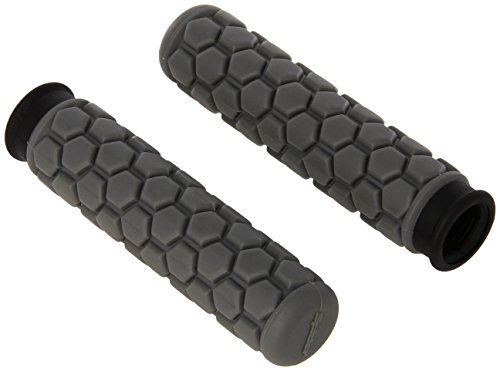 Spider Grips A3-G Grey A3 Grips for ATV, Watercraft and Snowmobiles