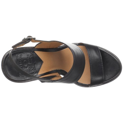 Lucky Maris Women's Black Lucky Women's Black Lucky Maris Wedge Wedge qx6HtU