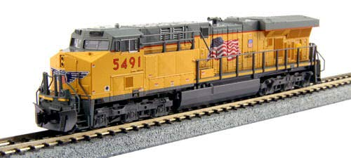 N GE ES44AC GEVO Union Pacific #5467