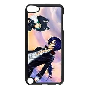iPod Touch 5 Phone Cases Black HitmanReborn ECJ4547983
