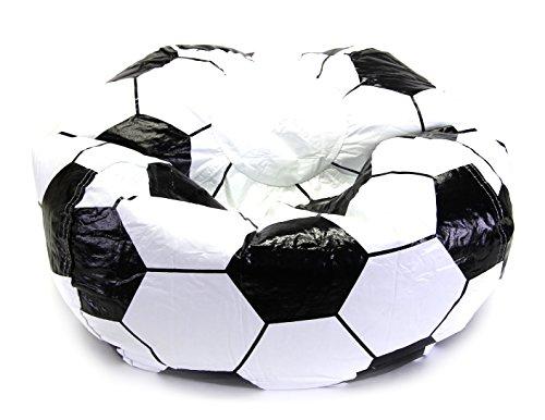 Milton Greens Stars Soccerball Shaped Bean Bag