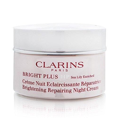 Clarins Bright Plus HP Night Cream (Bright Plus Hp Brightening)