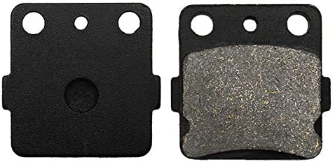 Color : 1 Pair Motorcycle Front And Rear Brake Pads//Fit For YAMAHA YFM 350 YFM350 Raptor 2004-2013 //Fit For YFM660 YFM 660 Raptor 2001-2005