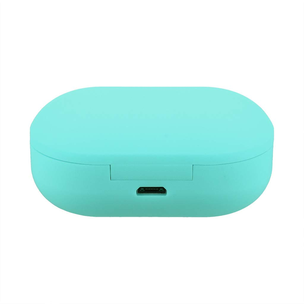 Jessboy Wired Headphone T8 TWS Wireless Mini Earphone Bluetooth Sport Ear Phone Portable Charging Box