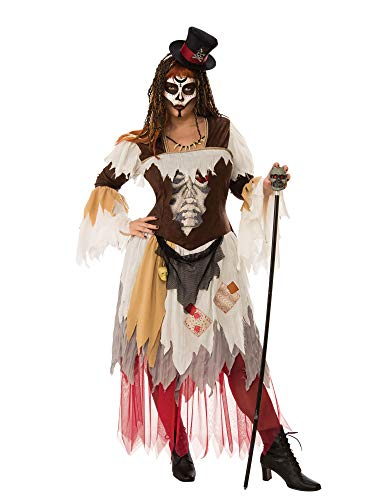 Rubie's Costume Co Women's Plus Conjure Woman, As Shown, One Size -