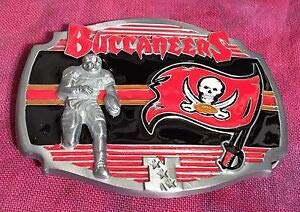 (Tampa Bay Buccaneers Player Belt Buckle NFL Buckles New by)