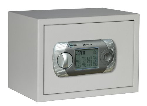 American Security Products Electronic Security Safes (OD 8x12 1/4x7 3/4, 14-Pounds) by American Security Products