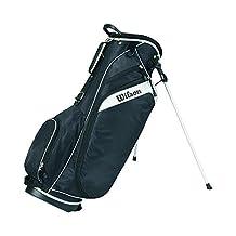 Wilson Profile Carry Bag, Black