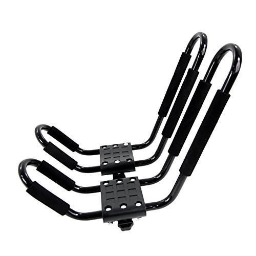 LT Sport KR-253-225 Black Kayak Rack, 1 Pack by LT Sport
