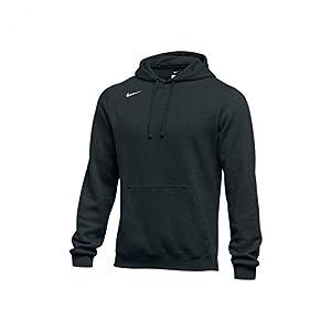 Nike Men's Training Hoodie, Medium, Black/White