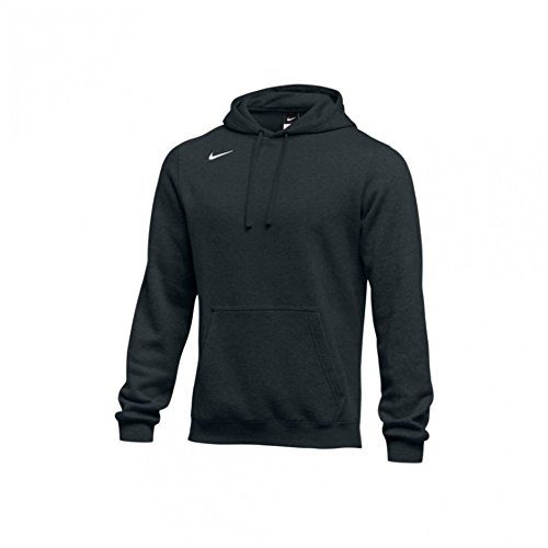 Nike Men's Training Hoodie, Medium, Black/White