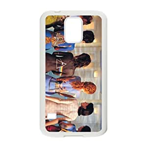 RHGGB Artistic Body Fashion Comstom Plastic case cover For Samsung Galaxy S5