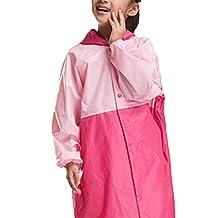 Liveinu Boys Girls Cute Rain Pant Rain Coat Set