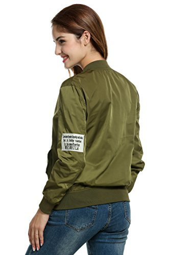 Soteer Army Soteer Giacca Giacca Donna Green Donna z7Uqax