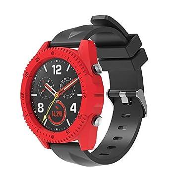 RLTech Funda para Huawei Watch GT, Plástico Duro Bumper Anti ...