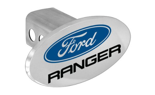 Ford Ranger Metal Trailer Hitch Cover Plug