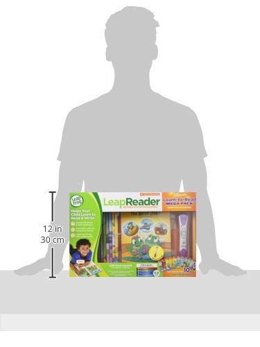 LeapFrog LeapReader System Learn-to-Read 10 Book Mega Pack, Pink by LeapFrog (Image #7)