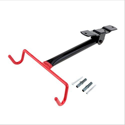 [해외]차고 벽에 장착 자전거 자전거 사이클 보관 랙 후크 홀더 피팅 스크류 (CA0033)/Garage Wall Mounted Bike Bicycle Cycle Storage Rack Hook Holder Fitting S