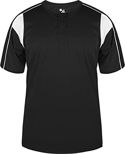 Badger Adult B-Dry Pro Placket Jersey (Placket Jersey)