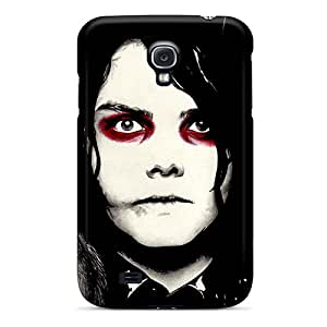Samsung Galaxy S4 AbE8768IkQN Support Personal Customs High Resolution My Chemical Romance Series Great Hard Phone Cover -ErleneRobinson