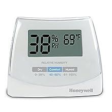 Honeywell Humidity Monitor White