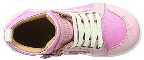 Bisgaard Schnürschuhe - Zapatilla Alta Unisex Niños Pink (4016 Pink)
