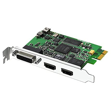 Blackmagic Design Intensity Pro - HDMI and Analog Editing Card