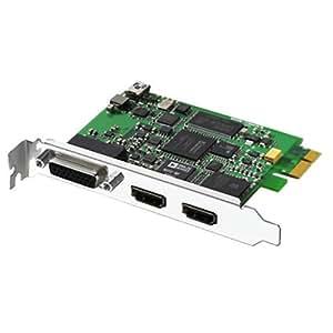 Blackmagic Design Intensity Pro - HDMI and Analog Editing Card