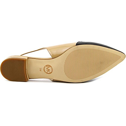 Michael Michael Kors Claudia Flat Mujer Piel Zapatos Planos