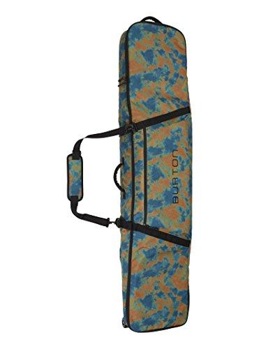 Burton Wheelie Gig Snowboard Bag, Mountaineers Tie Dye Prnt, Size - Sack Bag Snowboard 156
