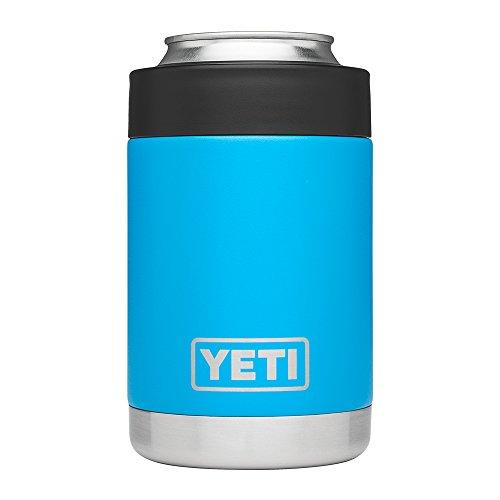 YETI Rambler Vacuum Insulated Stainless Steel Colster, Tahoe