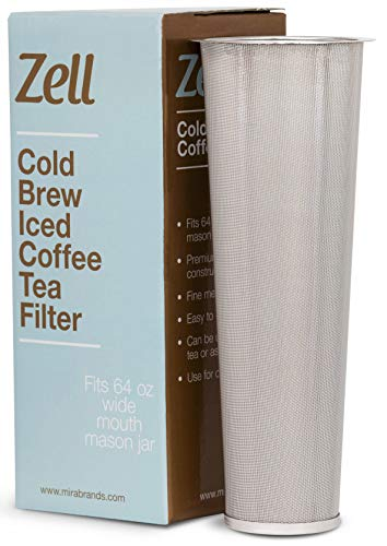 Cold Brew Coffee Maker, Iced Coffee & Tea Maker Infuser for